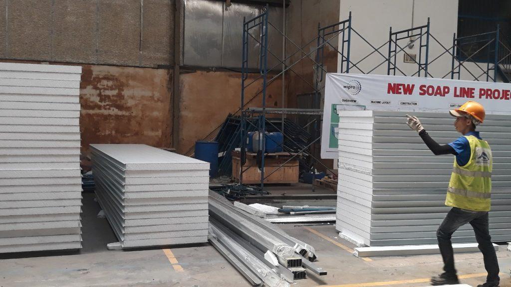 Antaco cung cấp lắp đặt Panel tại Bình Dương