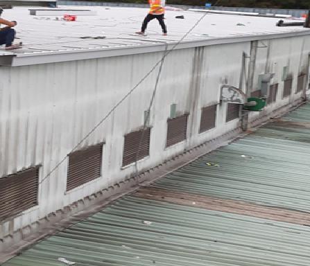 lắp đặt panel cho trần nhà tại Quảng Ngãi